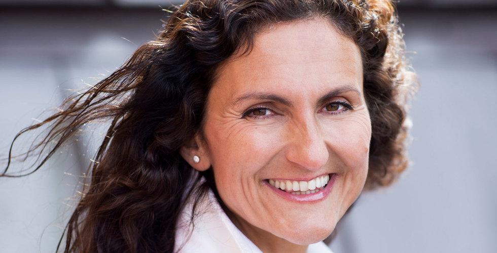 Stjärnentreprenören Gunilla von Platen: Bästa sättet att lyckas – skala bort dig själv