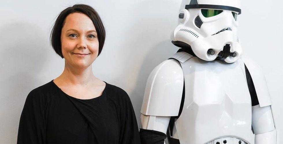 Svenskar bakom Star Wars-spel – förväntas sälja 13 miljoner ex