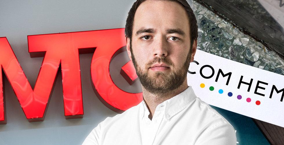 Olle Aronsson: Nästa steg kan bli att MTG också hamnar i nya Tele2