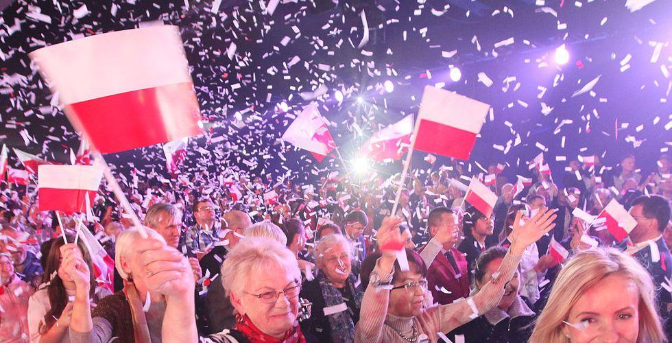 Breakit - Svensk startup tar in såddrunda för att ge Polen lägre ränta