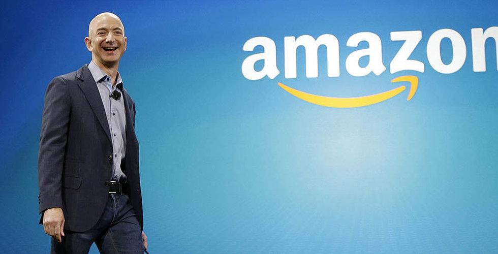Amazon testar kassafri betalning i större butiker