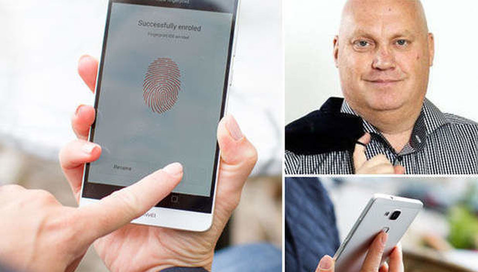 Breakit - Nu kan Fingerprint-ledningen casha in optioner för 1,3 miljarder