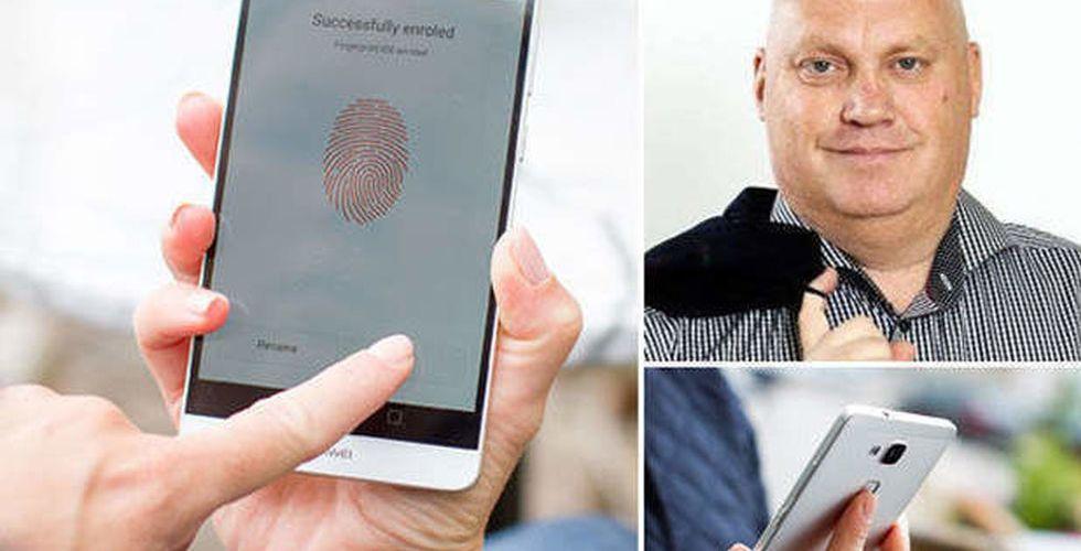 Nu kan Fingerprint-ledningen casha in optioner för 1,3 miljarder