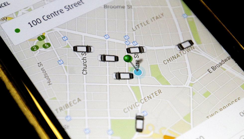 """Breakit - Uber efter fällande domen: """"Inom ramen för svensk lagstiftning"""""""