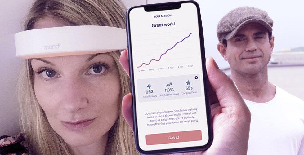 Ett pannband som gör mig smartare? Jag har de senaste månaderna testat techprofilens ifrågasatta produkt