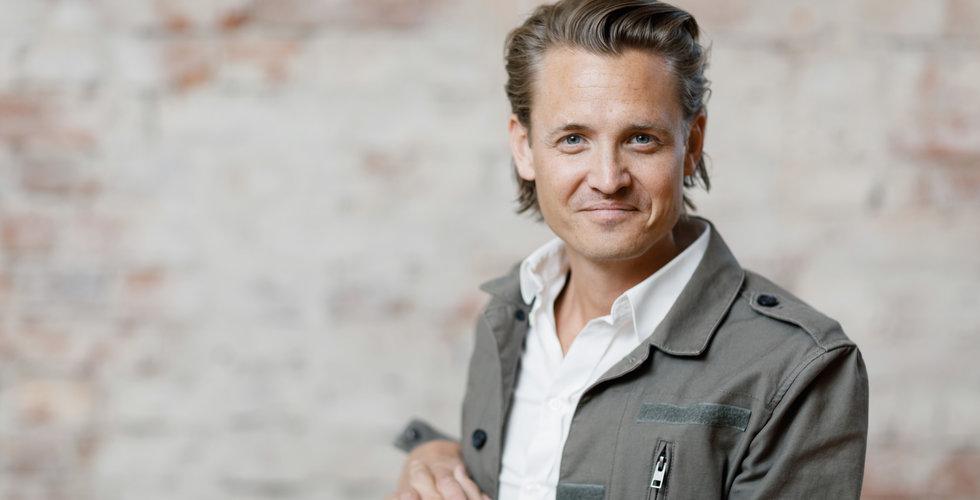 Niklas Adalberth utsedd till årets teknik- och innovationssvensk