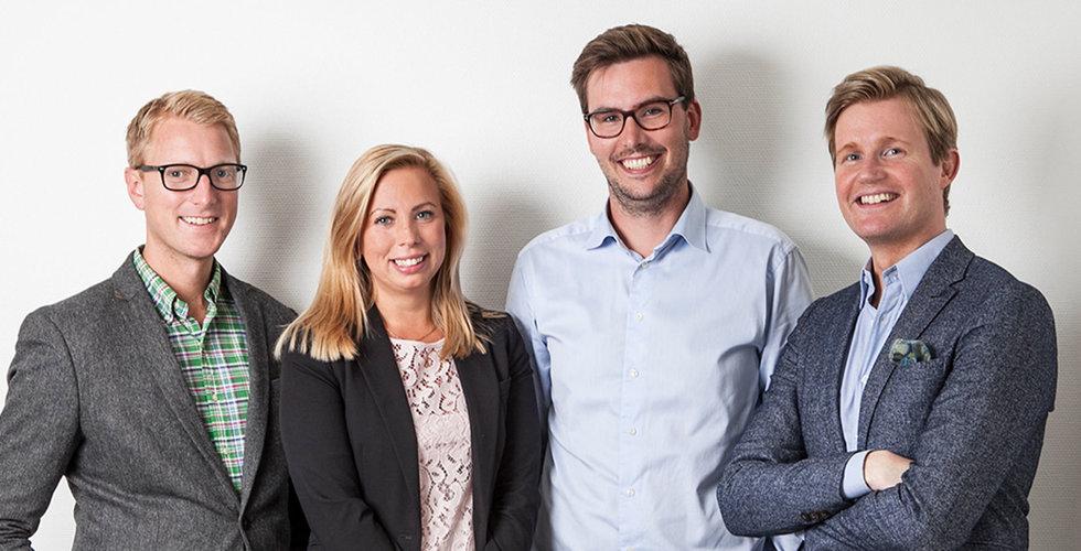 Digitala bokföringstjänsten Wrebit i samarbete med stor redovisningsbyrå
