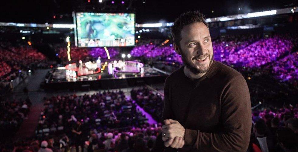 Breakit - Sportprofilen Marcus Leifby gör e-sport för Aftonbladet-TV