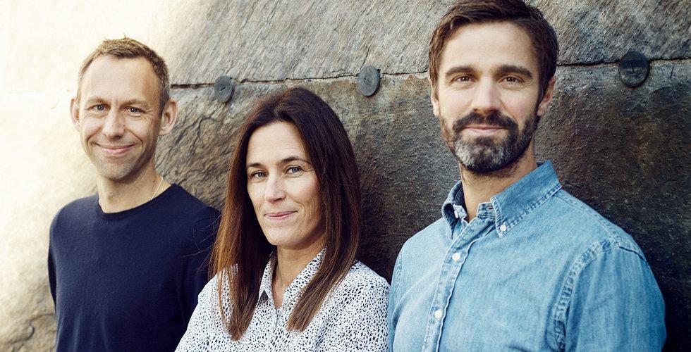 """Cecilia Beck-Friis startar VR-bolaget Rayvr: """"Innehållet är drivkraften"""""""