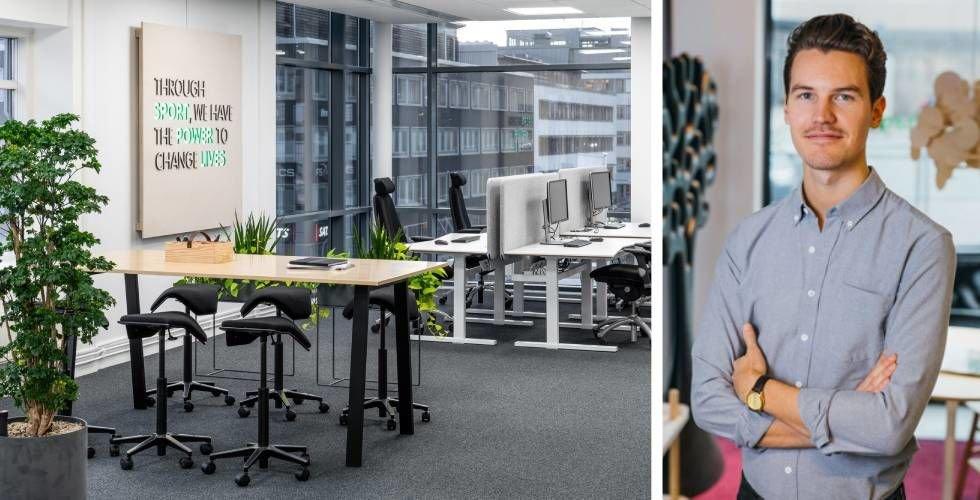 Experten tipsar: Så fixar du ett hållbart kontor