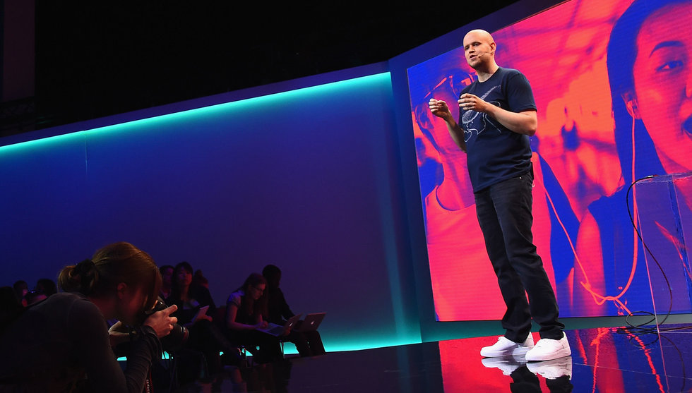 Breakit - Spotify tar in över 4 miljarder –Här är alla nya Spotify-investerare