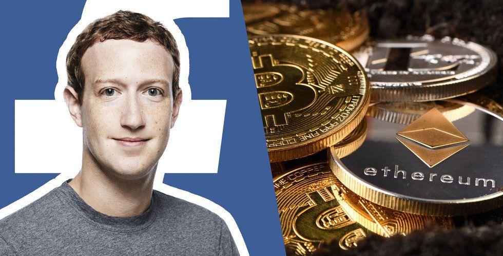 Facebook uppges planera egen bitcoin-utmanare