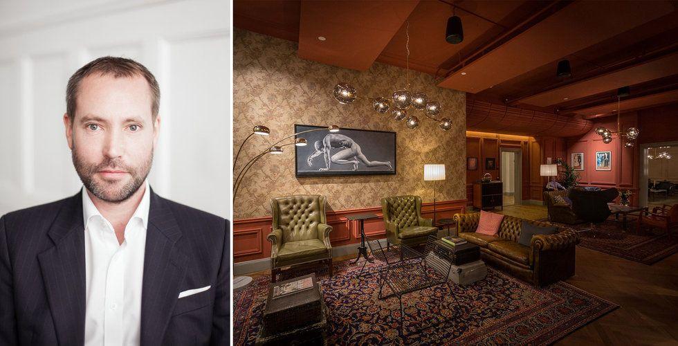 Stockholm fintech hub slår upp dörrarna till sitt nya kontorshotell