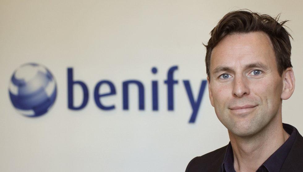 Benify omsätter 200 miljoner med app för tjänstebilar och gymkort