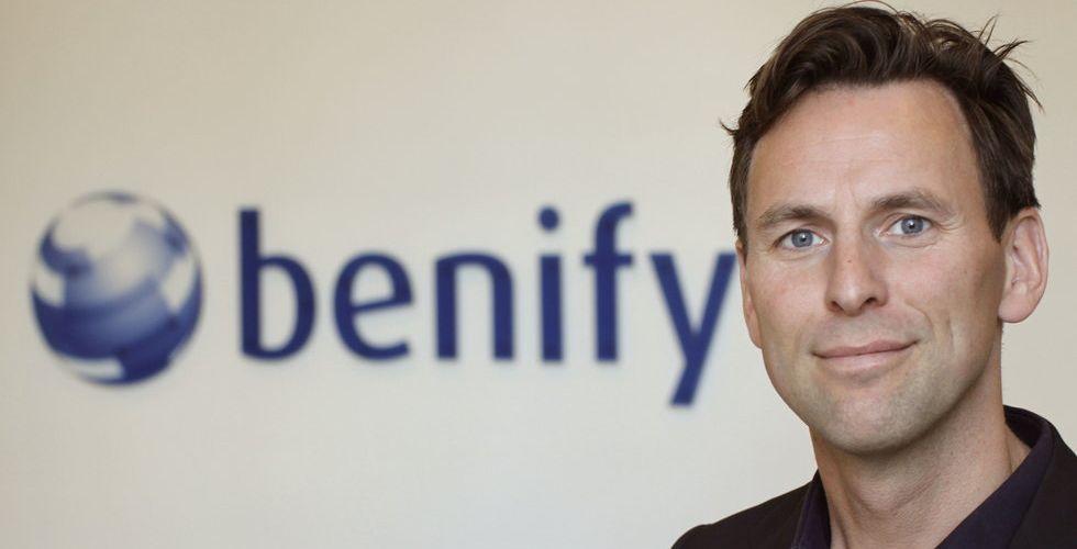 Breakit - Benify omsätter 200 miljoner med app för tjänstebilar och gymkort