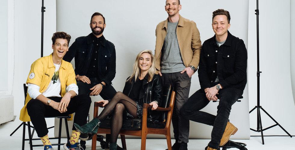 Svenska influencer-nätverket Cube slukar konkurrenter