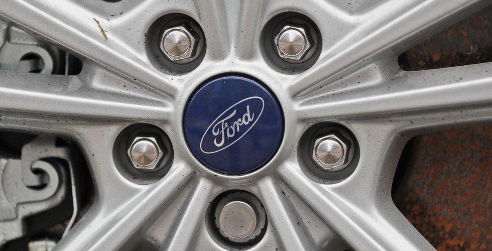 Ford ökar i elbilar – satsar över 11 miljarder dollar fram till 2022