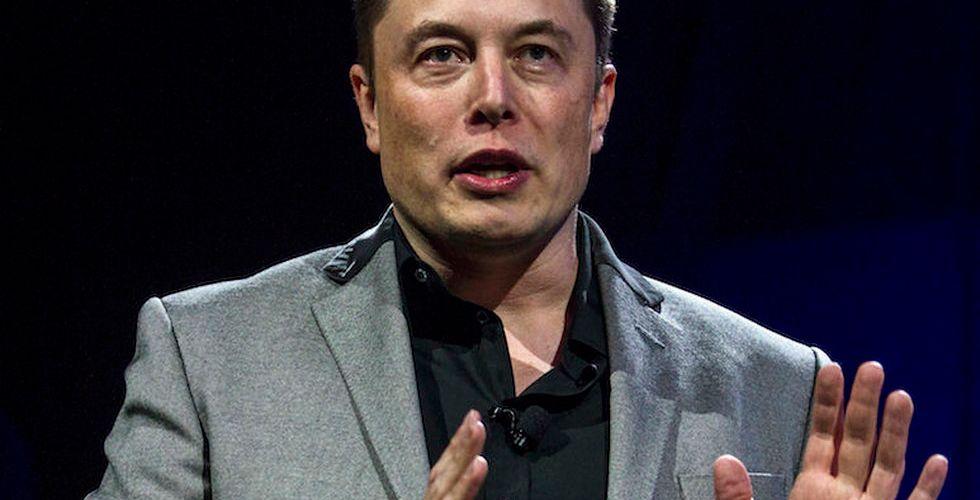 """Breakit - Tesla-grundaren Elon Musk bävar inför Trump-seger: """"Åh herregud"""""""