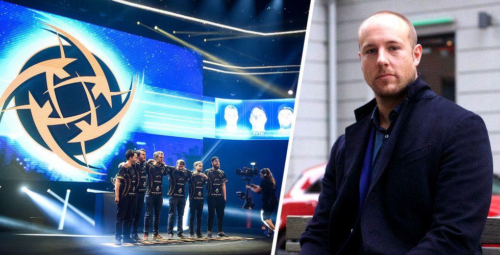 Heaton har lämnat NiP i det tysta – så går det för e-sportbolaget