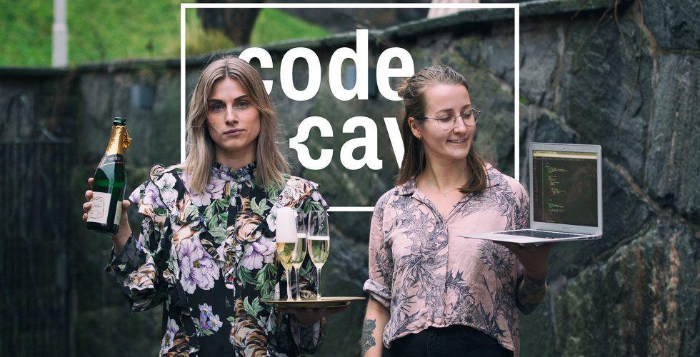 Breakit - De ska locka kvinnor till techbranschen – med bubbel och programmering