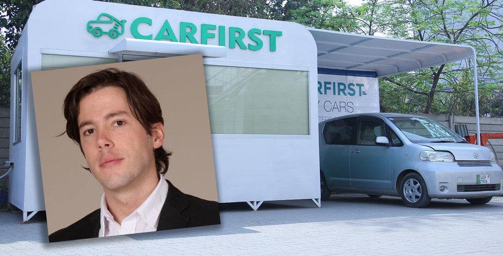 Svensken får in en halv miljard i riskkapital – för att kränga bilar i Mexico