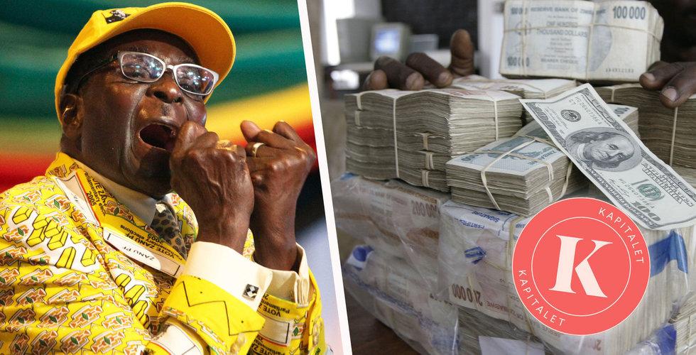 Så fick Zimbabwe en inflation på 79 miljarder procent – i månaden