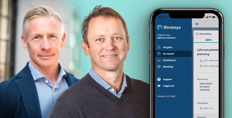 Efter 20 år utan investerare – Stratsys plockar in Verdane för att öka takten