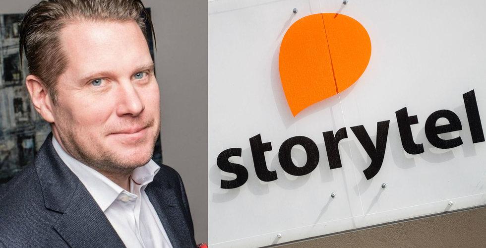Spelmiljardären Lars Wingefors cashar in på Storytel