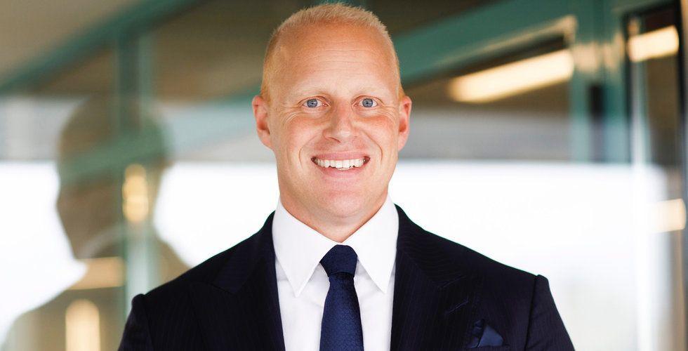 Henrik Persson Ekdahl är storägare i bolag som pekas ut i bitcoinbluff
