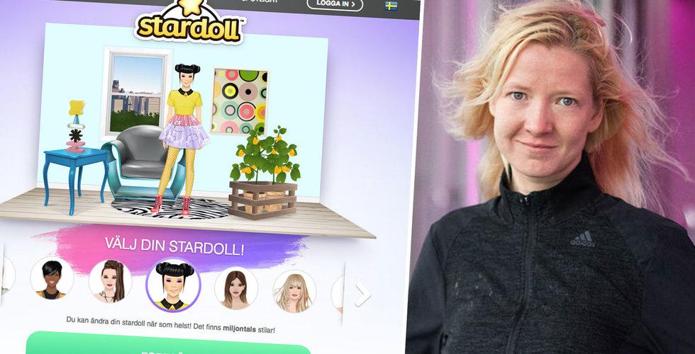 Svenska VR-entreprenören Jenny Nordenborg tar över som studiochef på Stardoll