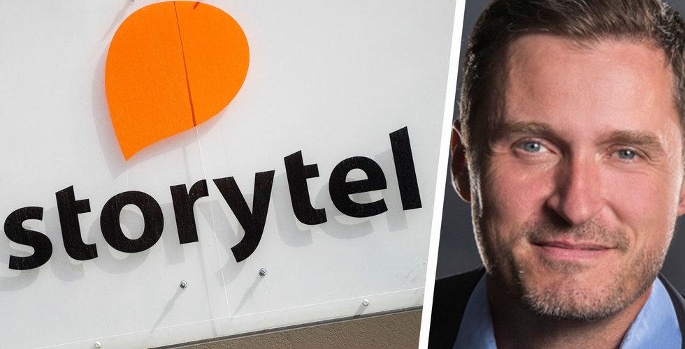 Storytel lanserar sin tjänst i Tyskland idag