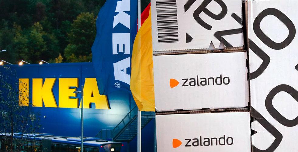 """Ikeas nya drag – kan göra en """"Zalando"""""""