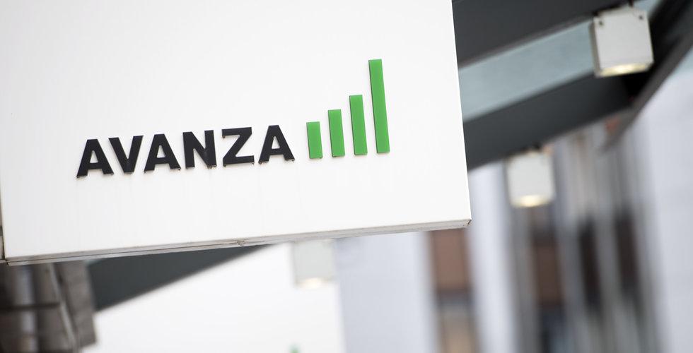 Tekniska problem hos Avanza