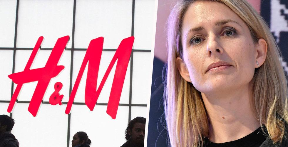 H&M rapporterar högre resultat än väntat
