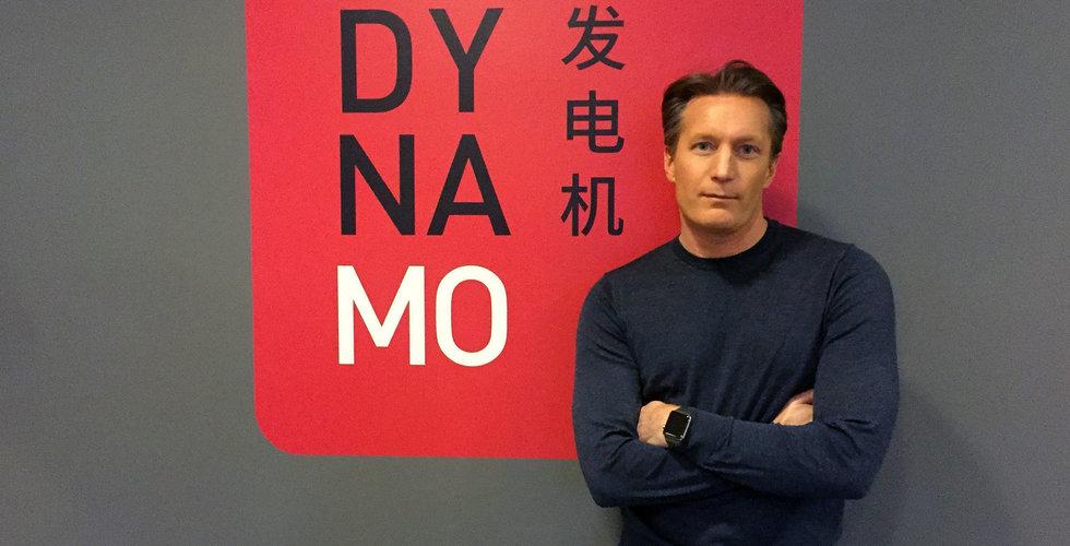 Apputvecklaren Dynamo slukas av IT-koncern