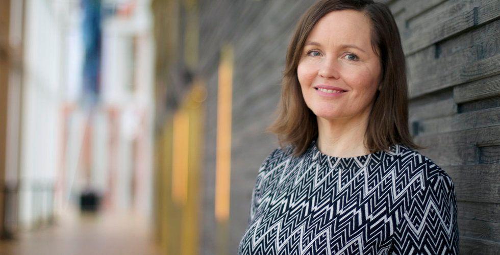 """Fredrika Gullfot: """"Ett helt fantastiskt genombrott"""""""