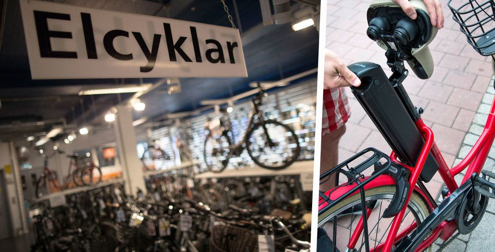 Breakit - Dags att rappa på – snart kan bidraget till elcykel ha tagit slut