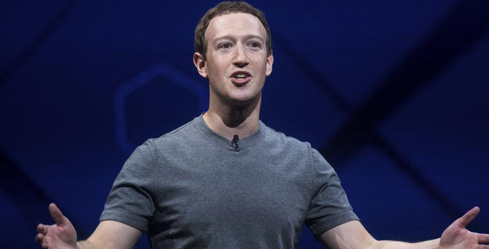 Breakit - Hotades med miljardböter – då rasade Facebook på börsen