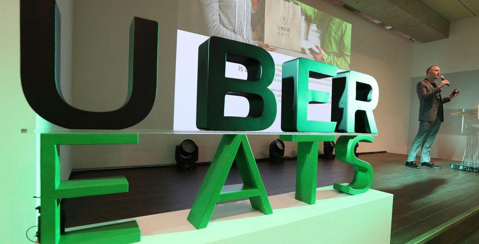 Ubers Latinamerika-chef tar över Uber eats i Europa
