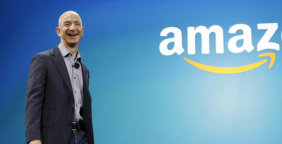 Amazon planerar att dela andra huvudkontoret på två städer