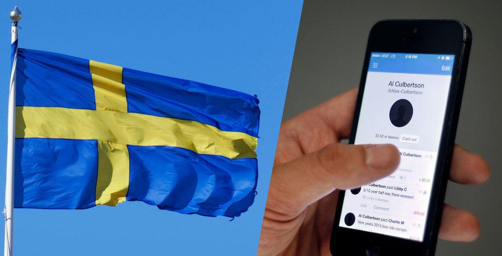 Swedbank lanserar Apple Pay till sina kunder