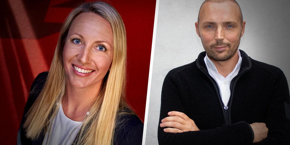 Nakd plockar hållbarhetschef från Volvo