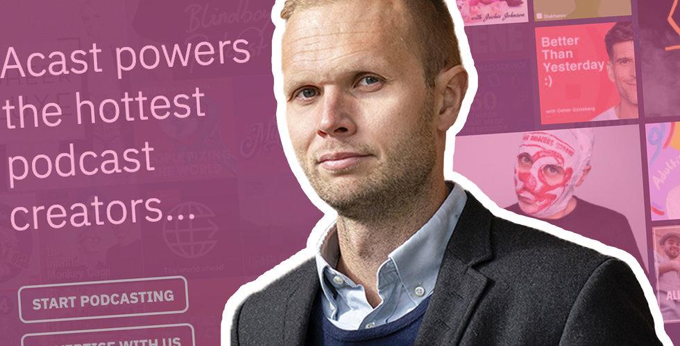 Börspoddens Johan Isaksson: Acasts värderingen är alldeles, alldeles för hög