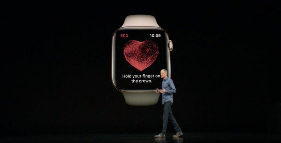 Apple inaktiverar Walkie Talke-appen på Apple Watch
