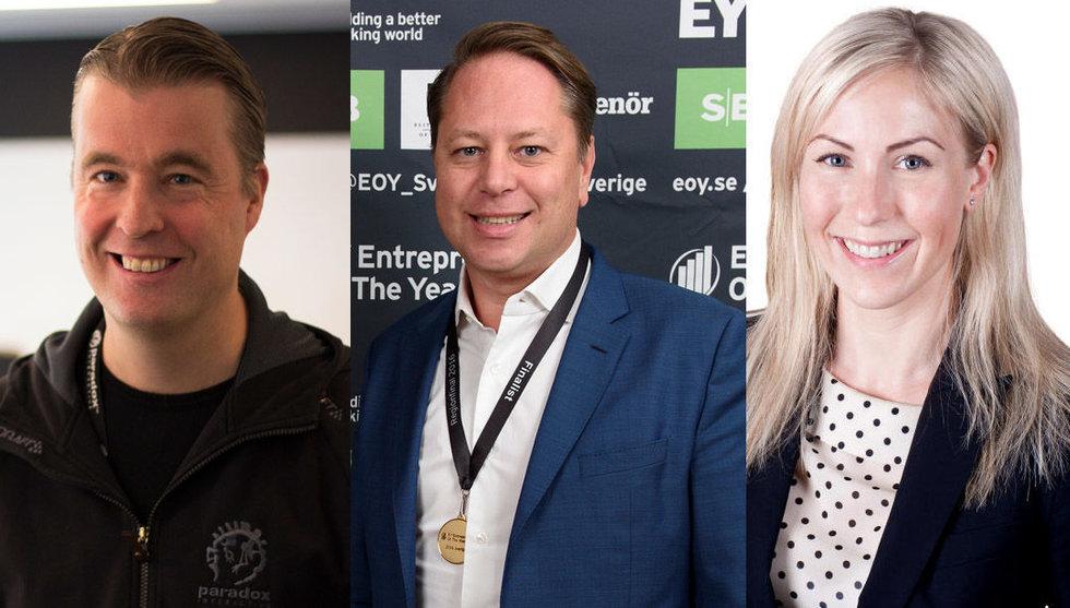 Här är Stockholms allra hetaste entreprenörer – enligt EY