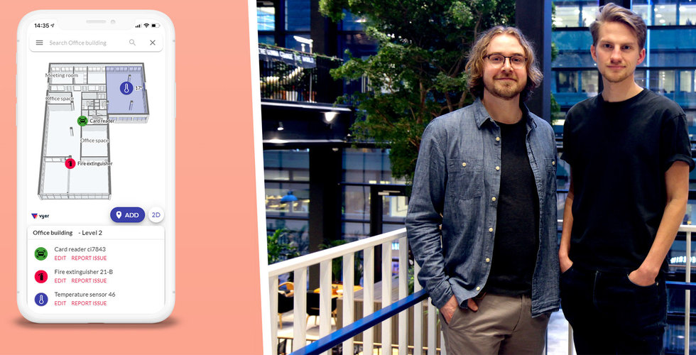 Vyer bygger ett Google maps för byggnader – backas av Storytels ordförande