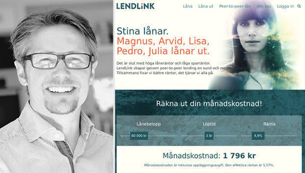 Efter Trustbuddykraschen – nu dör Lendlink