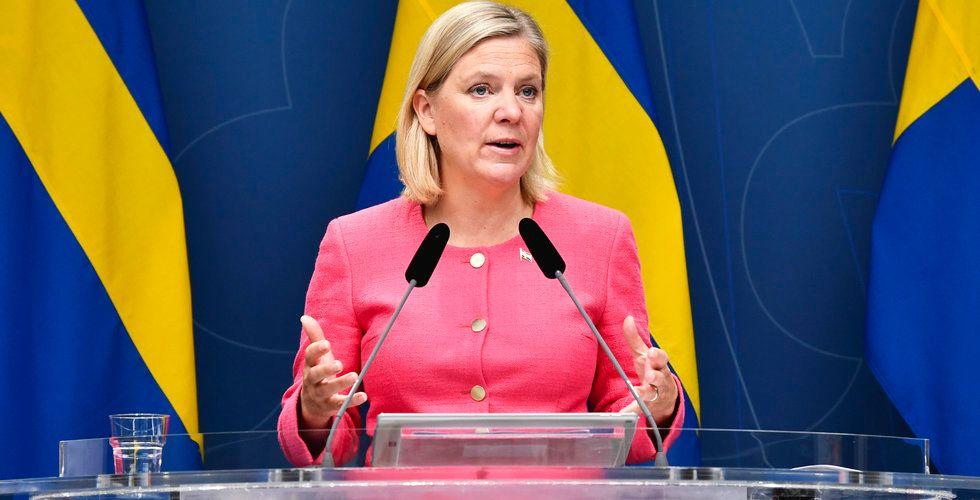 Sverige förlänger stödet för ekonomiskt drabbade företag