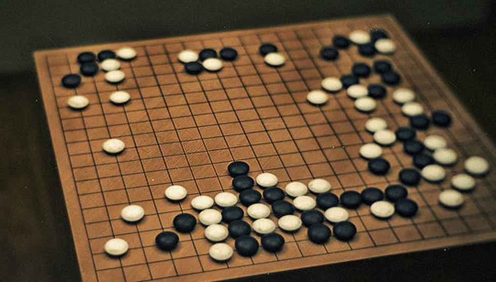 Världsmästaren i kinesiska spelet Go förlorade mot Googles dator