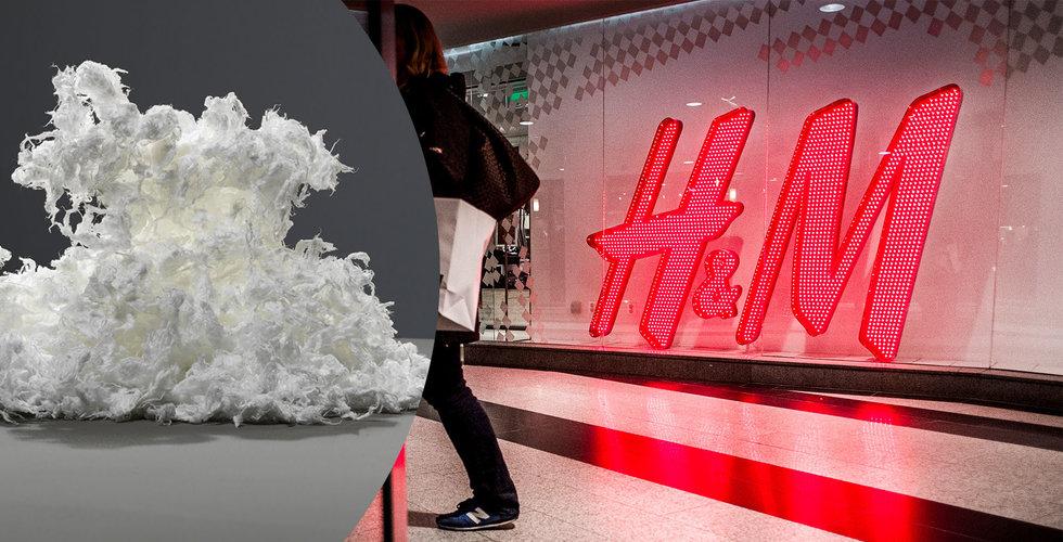 H&M-bolaget Renewcell siktar mot börsen